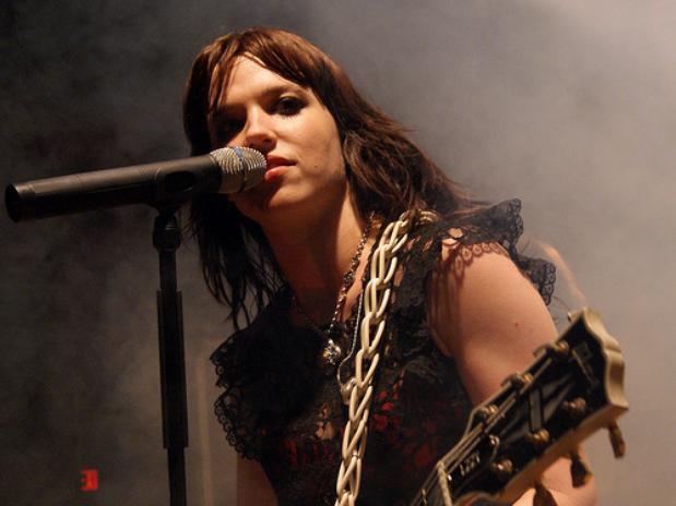 Las 10 chicas rock más sexy del mundo