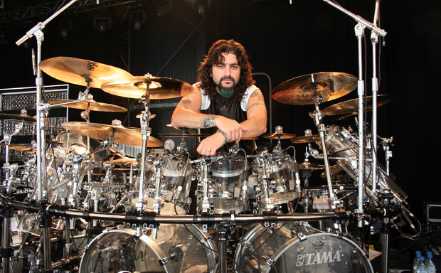 los diez mejores bateristas: