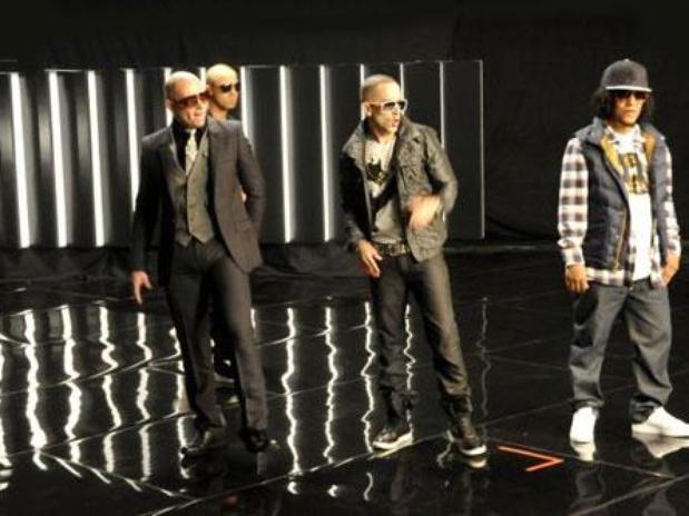 Pitbull con Wisin y Yandel