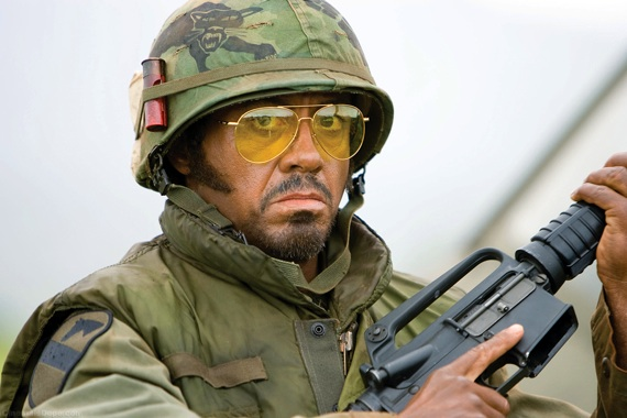 Film Title: Tropic Thunder