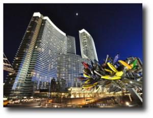 1. Aria Resort and Casino