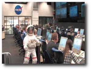 1. Harlem Shake NASA
