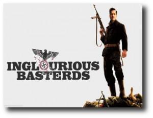 1. Inglourious Basterds