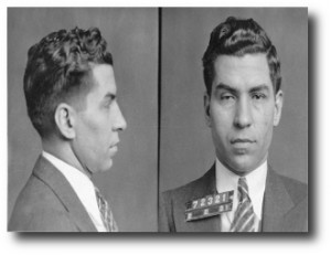 1. Lucky Luciano