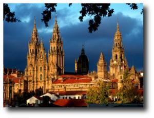 10. Catedral de Santiago de Compostela