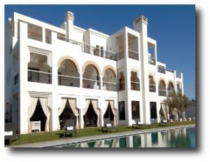 10. Le Riad Villa Blanche
