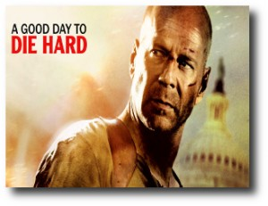 2. A Good Day To Die Hard