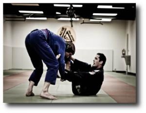 2. Brazilian Jiu-jitsu
