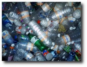 2.Botellas de plastico PET