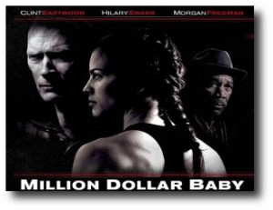 3. Million Dollar Baby