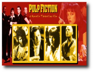 3. Pulp Fiction