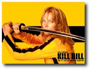 4. Kill Bill