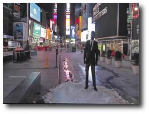 5. Harlem Shake Times Square