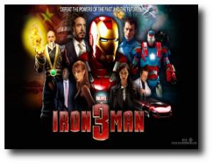 5. Iron Man 3