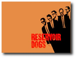 6. Reservoir Dogs