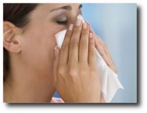 7. Escurrimiento nasal