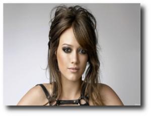 9. Hilary Duff