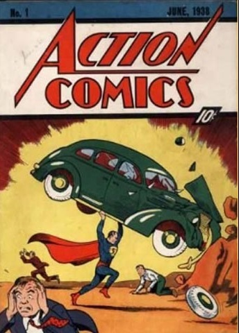 Action Comics. No. 1
