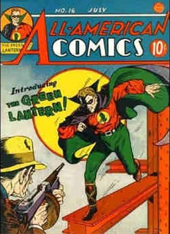 All American Comics. No. 16