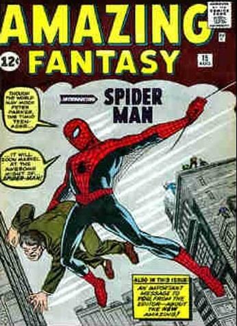 Amazing Fantasy. No. 15