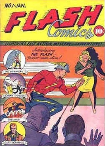Flash Comics. No. 1