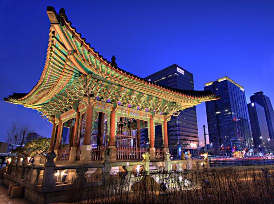 Los 10 mejores destinos de Corea del Sur