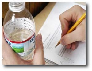 1. Botella de agua