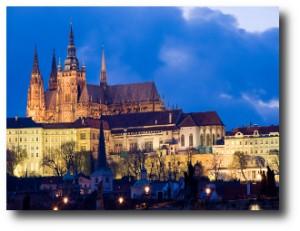 1. Castillo de Praga