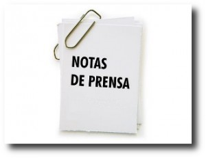1. Escribir una nota de prensa