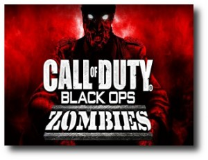 10. Call of Duty Black Ops Zombies