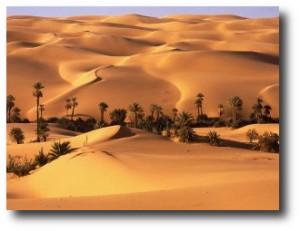 10. Desierto del Sahara