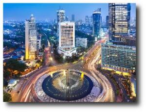 10. Jakarta