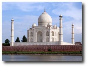 2. Taj Mahal