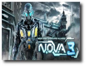 4. N.O.V.A. 3 - Near Orbit...