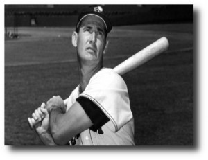 4. Ted Williams