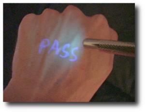 4. Utilizar tinta invisible