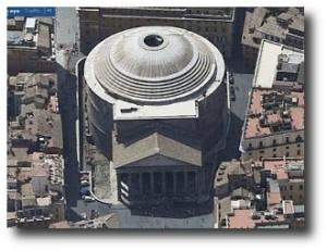 5. C+¦pula del Pante+¦n de Agripa