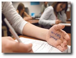 6. Anotar respuestas en brazos y muslos