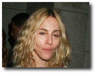 Las 10 fotos menos afortunadas de famosas sin maquillaje