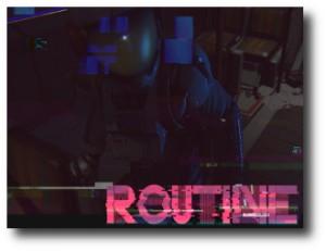 7. Routine