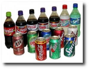 7. Sodas