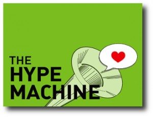 8. Hype Machine