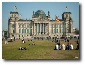 9. Edificio del Reichstag