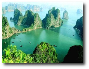 9. Ha Long Bay