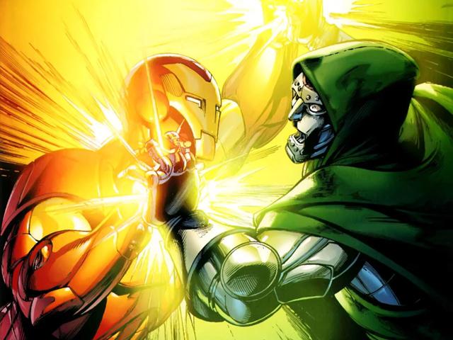 Los 10 mejores enemigos de Iron Man