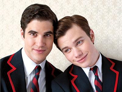 Kurt y Blaine