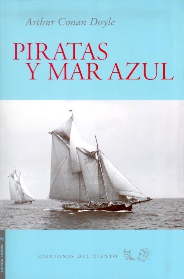 Piratas y el mar azul