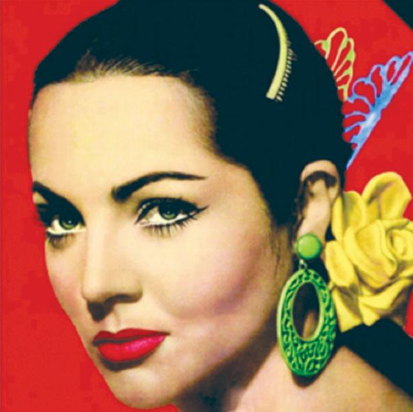 Las 10  mejores películas de Sarita Montiel
