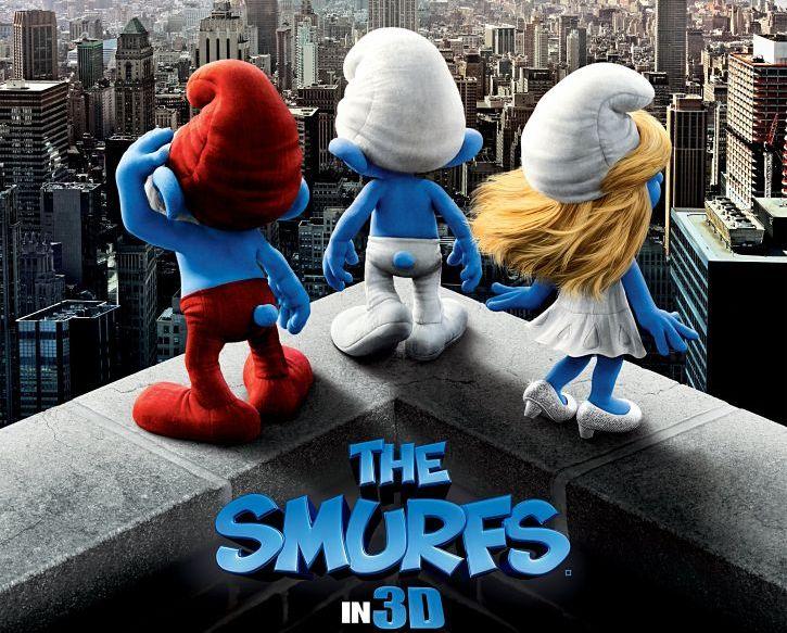 Smurfs (2011)