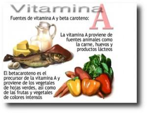 1. Vitamina A